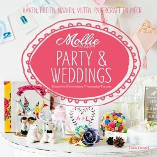 Mollie makes party en weddings