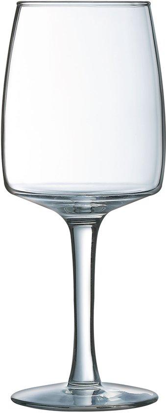 Luminarc Equipe Home Wijnglas - 19cl - Helder - Set-6