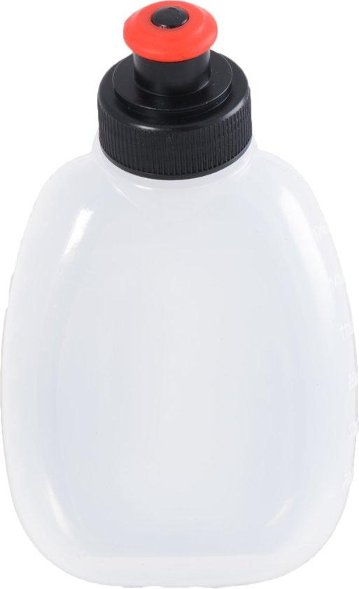 Avento - Drinkgordel incl. 2 drinkflessen - Zwart