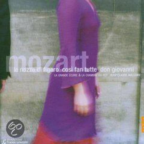 Le Nozze Di Figaro/Cosi  Fan Tutte/Don Giovanni