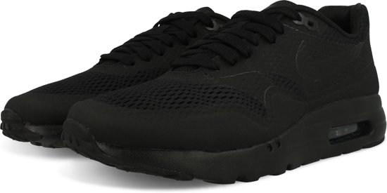 Noir Chaussures Nike Air Max 45 Hommes En Taille Qhe1sF5l