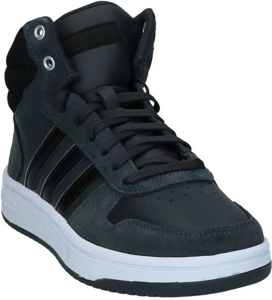 | adidas Hoops 2.0 Mid Sneaker hoog gekleed