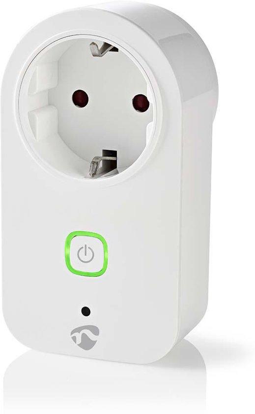 Smart plug - Intelligent stopcontact - Google Home - Meet het verbruik - Google Assistent - Amazon Alexa