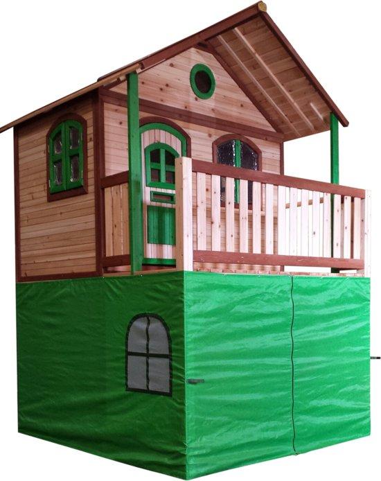 AXI Tent voor speelhuis kunststof groen A030.186.00