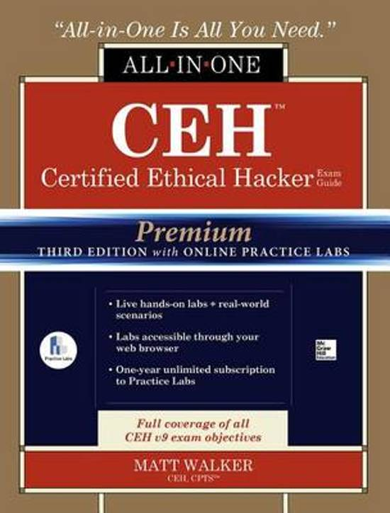 Bol Ceh Certified Ethical Hacker All In One Exam Guide