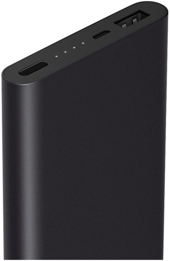 Xiaomi Power Bank 2 10000mAh Zwart