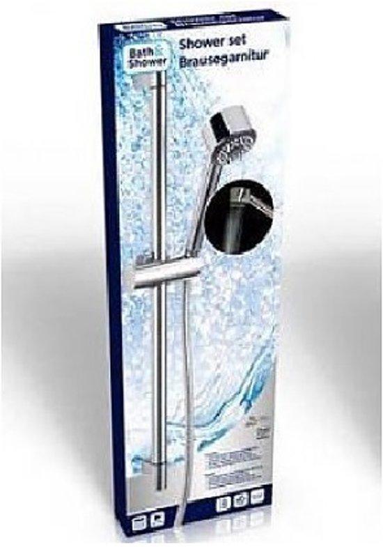 Bath & Shower Doucheset - Ronde kop
