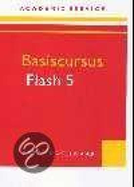 Basiscursus Flash 5 - Peter Kassenaar |