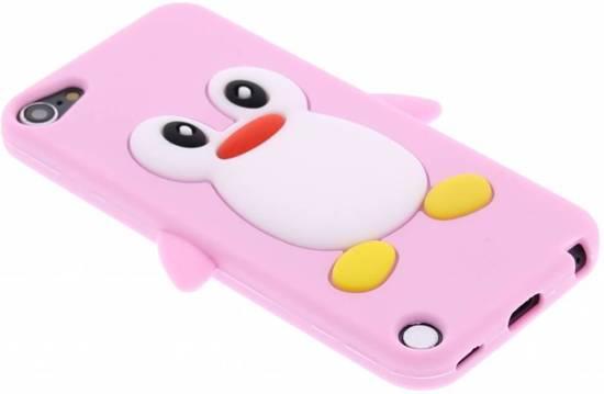 tui En Silicone Pingouin Rose Pour Ipod Touch 5g / 6 v5Agz6Kz1
