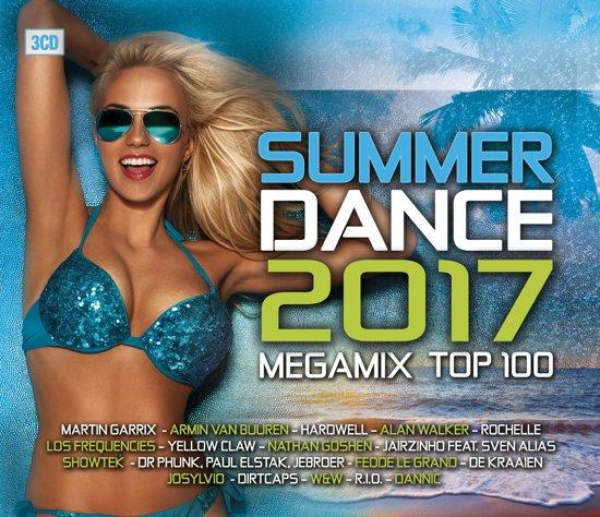 Various Artists - Summerdance Megamix Top 100 2017