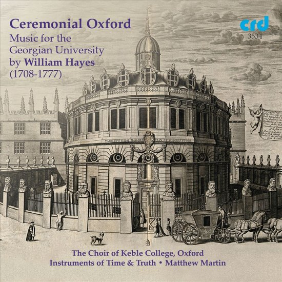 Ceremonial Oxford - Music For The G