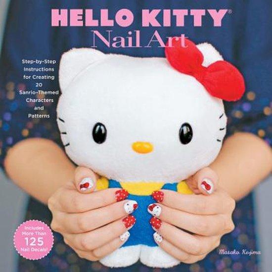 Bol Hello Kitty Nail Art Masako Kojima 9781419714634 Boeken