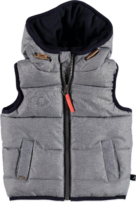 Baby Gap body warmer / gilet, navy blue, size months. In excellent condition from a smoke free and pet free home. Cosy autumn, winter and spring essential.