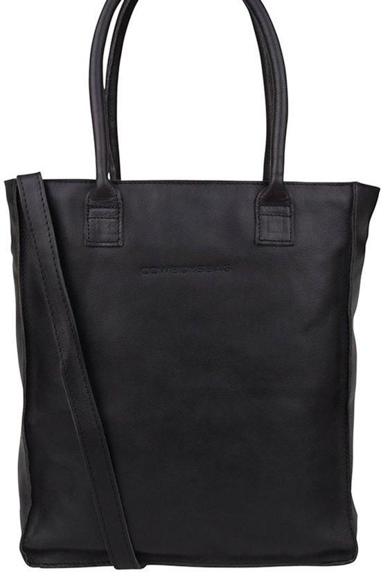882d36c8229 bol.com | Cowboysbag Laptop Bag Woodridge 15 inch - Black