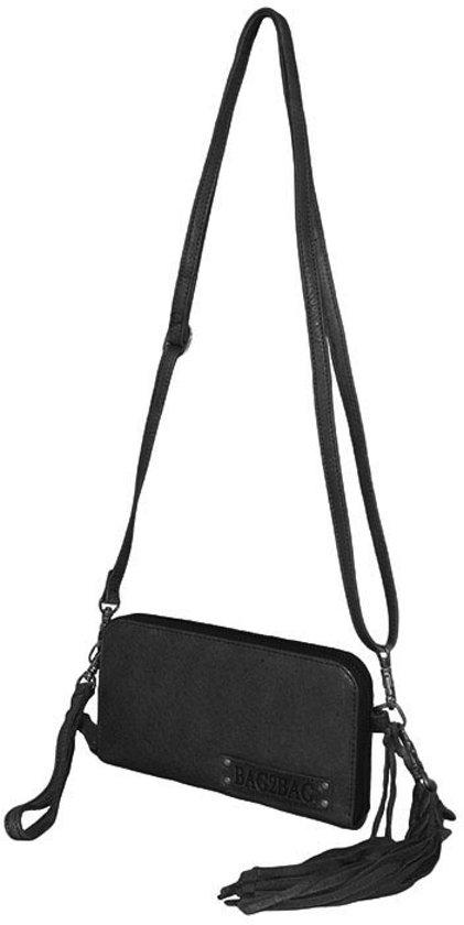 Bag2Bag Schoudertas / Clutch / Portemonnee New Jackson Zwart