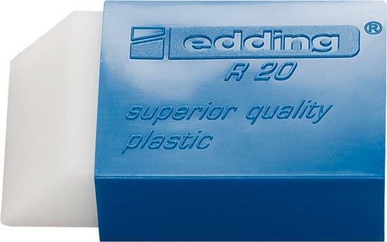 Gum R20 wit van Edding