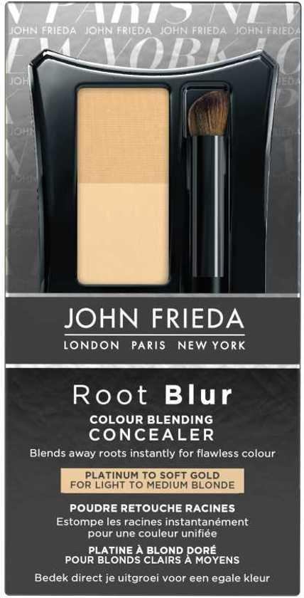 John Frieda Root Blur - Platinum to Soft Gold - voor blond haar