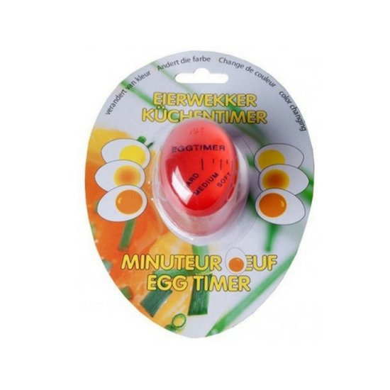 Eierwekker / Ei timer - Kook altijd een perfect eitje met deze handige van kleur veranderende timer!