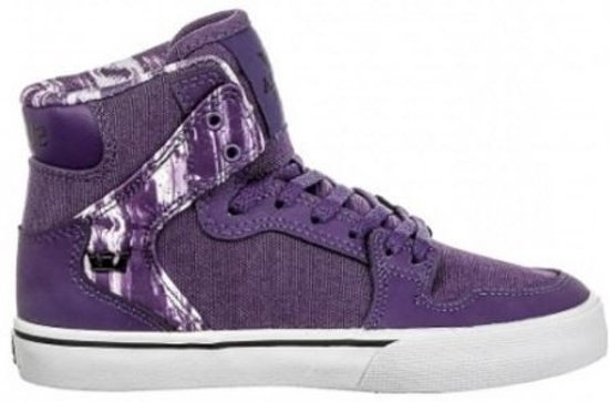Violet Supra Vaider Chaussures Pour Femmes QuqRqS