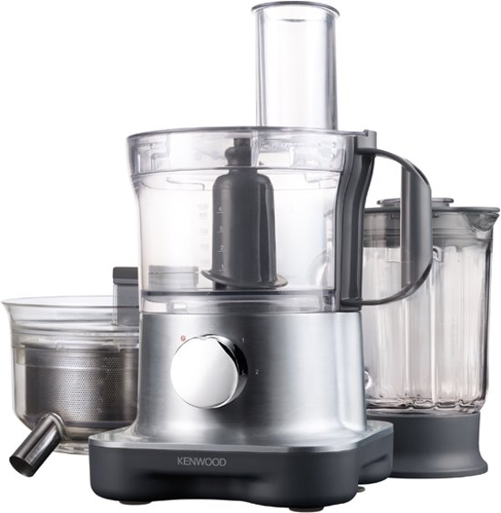 Kenwood Multipro Compact FPM270 - Foodprocessor