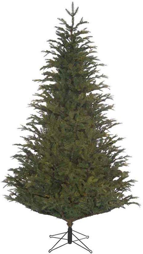 Black Box kunstkerstboom frasier maat in cm: 140 x 102 groen