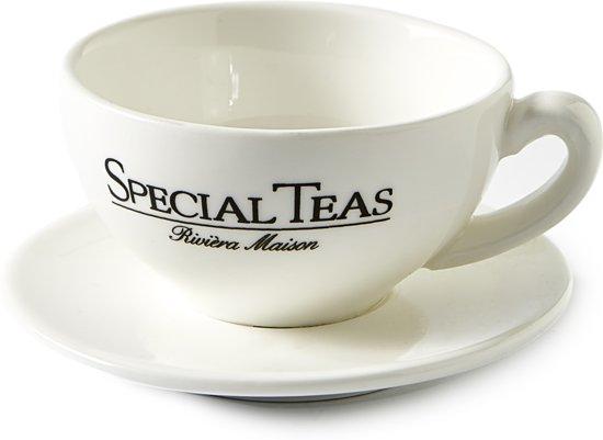 Riviera Maison Houder.Bol Com Riviera Maison Special Teas Teabag Holder Theetip Wit