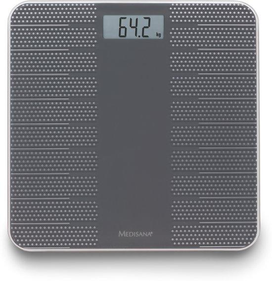 Medisana PS 430 - Personenweegschaal - Grijs