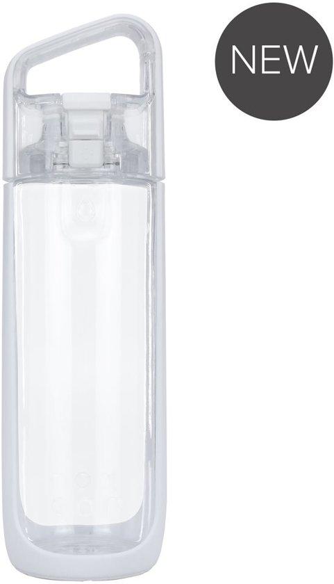KOR Water Delta drinkfles - 750ml - Wit