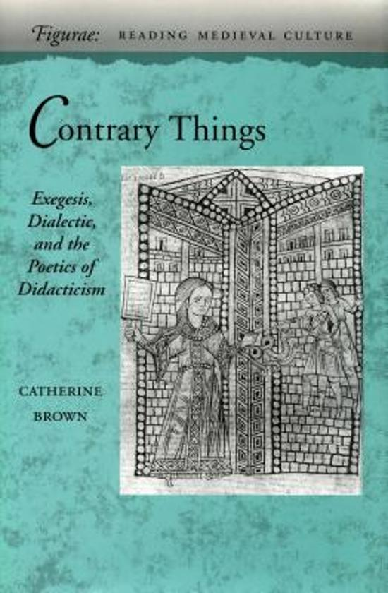 Contrary Things