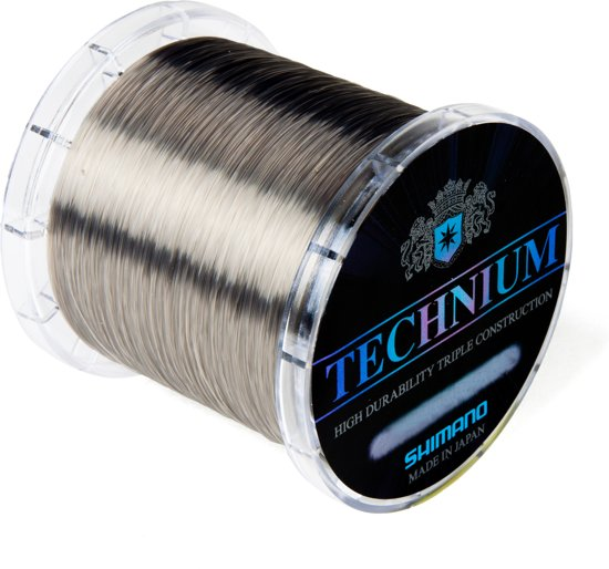 Shimano Technium Invisitec - Nylon - 0.35 mm - 13.25 kg - 823 m