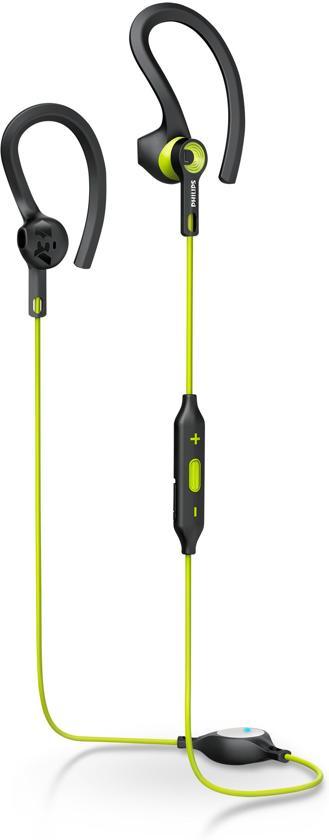 Philips SHQ7900 - Bluetooth sportoortjes - Groen