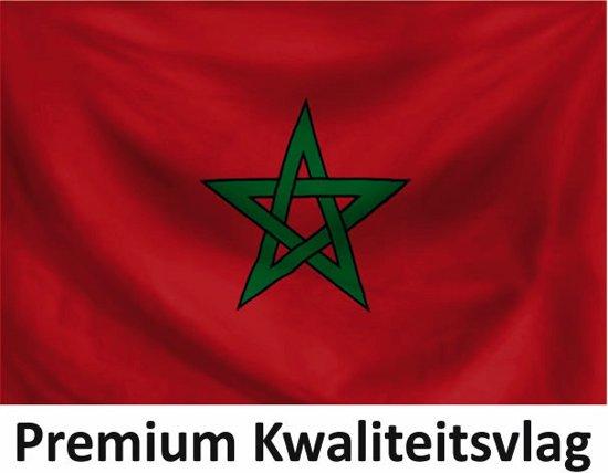 bol marokaanse vlag marokko 150x225cm