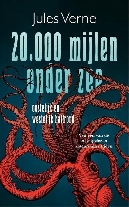 Bol 20000 Mijlen Onder Zee Oostelijk En Westelijk Halfrond