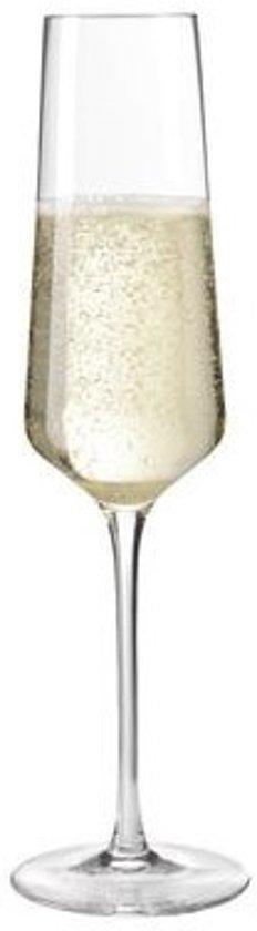 Leonardo champagne glazen Puccini set van 6