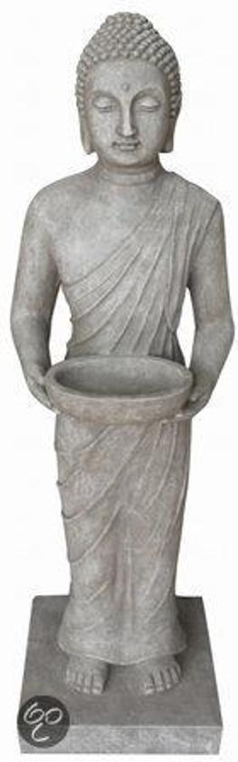 Stone-Lite Deco Tuinbeeld Boeddha 735