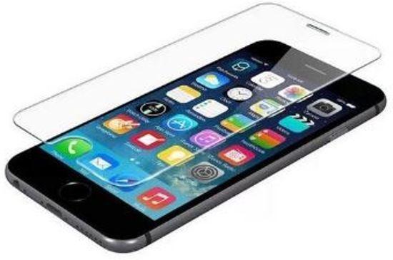 2 Pack Screen protector Tempered Glass geschikt voor iPhone 6 Plus en 6S Plus
