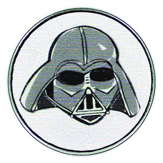 Star Wars™ Clicks - Darth Vader Mask catroon white
