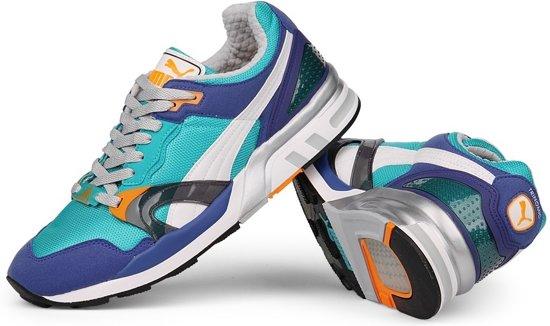 d938e469b90 Puma Trinomic Xt 2 Plus Sneakers Heren Blauw/paars Maat 44,5 maat 44.5