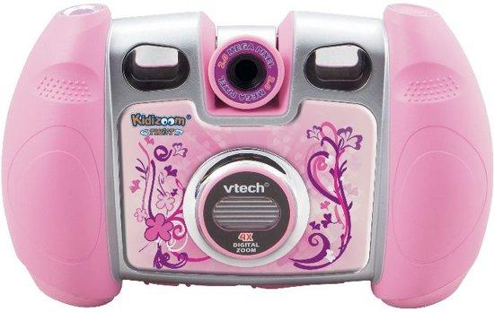 VTech Kidizoom Twist Camera - Roze - Kindercamera