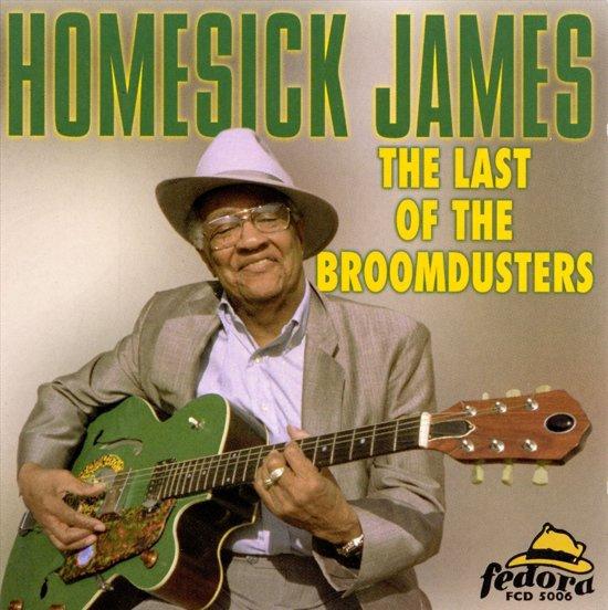 The Last Of The Broomdusters