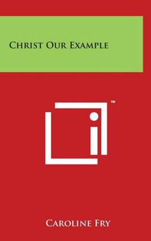 Christ Our Example