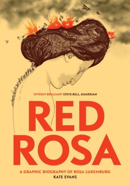 Boek cover Red Rosa van Paul Buhle (Paperback)
