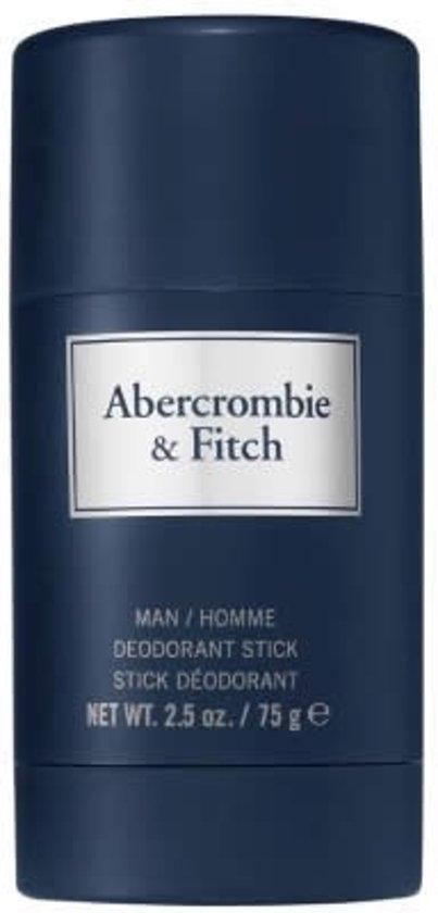 MULTI BUNDEL 5 stuks Abercrombie & Fitch First Instinct Blue Deodorant Stick 75g