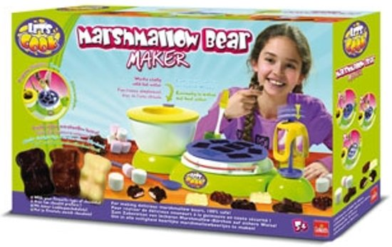 Let's Cook Marshmallow Maker - Keukenmachine