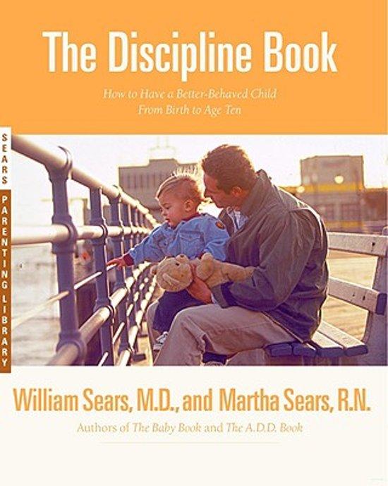 Afbeelding van The Discipline Book