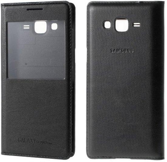 low priced 11218 f89b2 Smart Sview Flip cover Samsung Galaxy Core Prime SM-G360 zwart