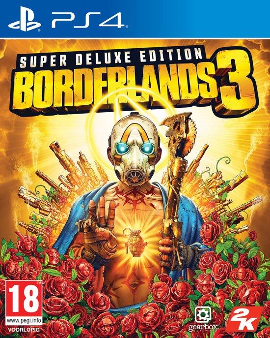 Borderlands 3 - Super Deluxe Edition - PS4