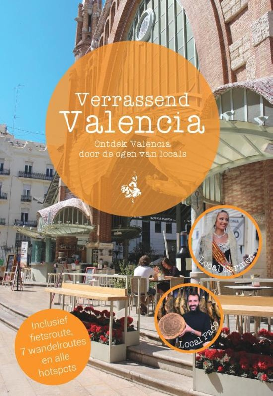 Boek cover Verrassend Valencia van Roos Oudemans (Paperback)
