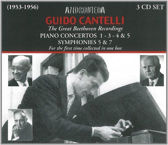 Beethoven: Piano Concertos & Sympho