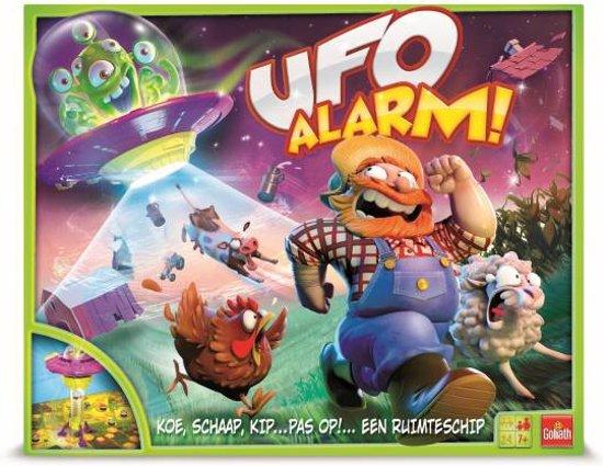UFO Alarm! - Gezelschapsspel - Goliath